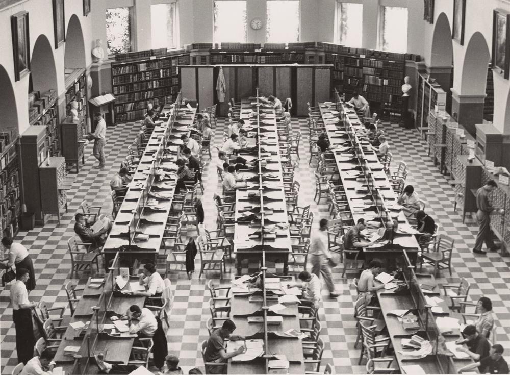 Arthur H. Dean Reading Room
