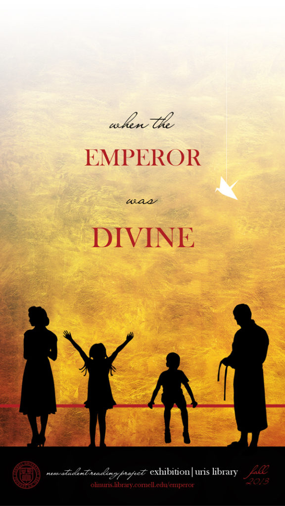 When the Emperor was Divine Poster